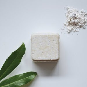 Zero Waste Path Shop 2n1 Solid Shampoo for normal hair