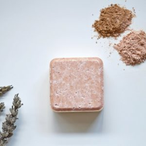 Zero Waste Path Shop 2n1 Solid Shampoo for oily and fine hair